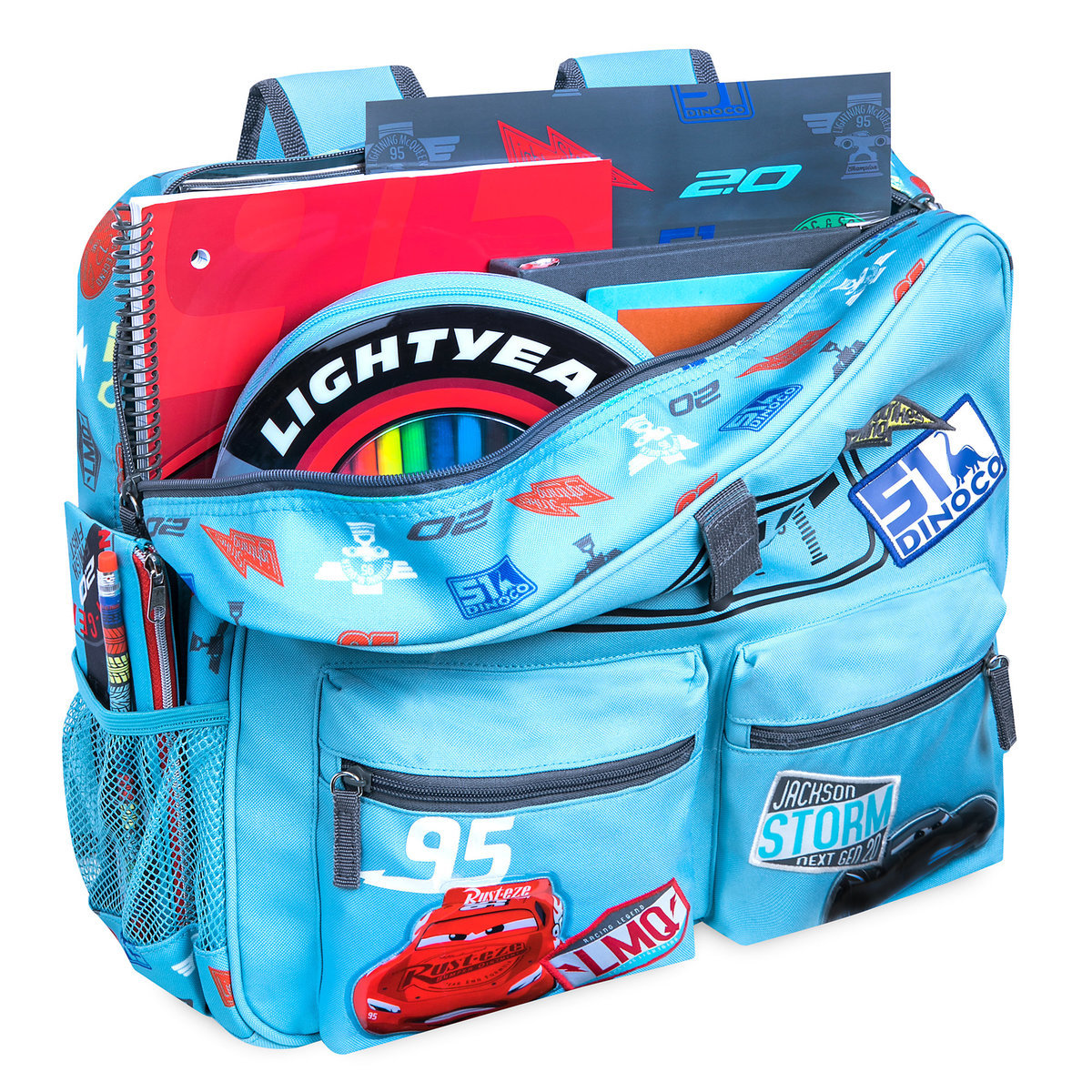 dfb4736d71b Product Image of Cars 3 Backpack - Personalizable   5