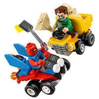 Image of Mighty Micros: Scarlet Spider vs. Sandman Playset by LEGO # 2