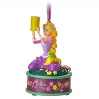 Image of Rapunzel Singing Sketchbook Ornament - Tangled # 1