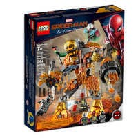 Image of Spider-Man: Far from Home Molten Man Battle Play Set by LEGO # 2