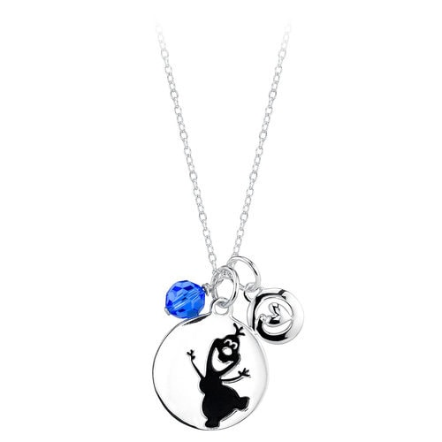 Olaf Necklace - Olaf's Frozen Adventure
