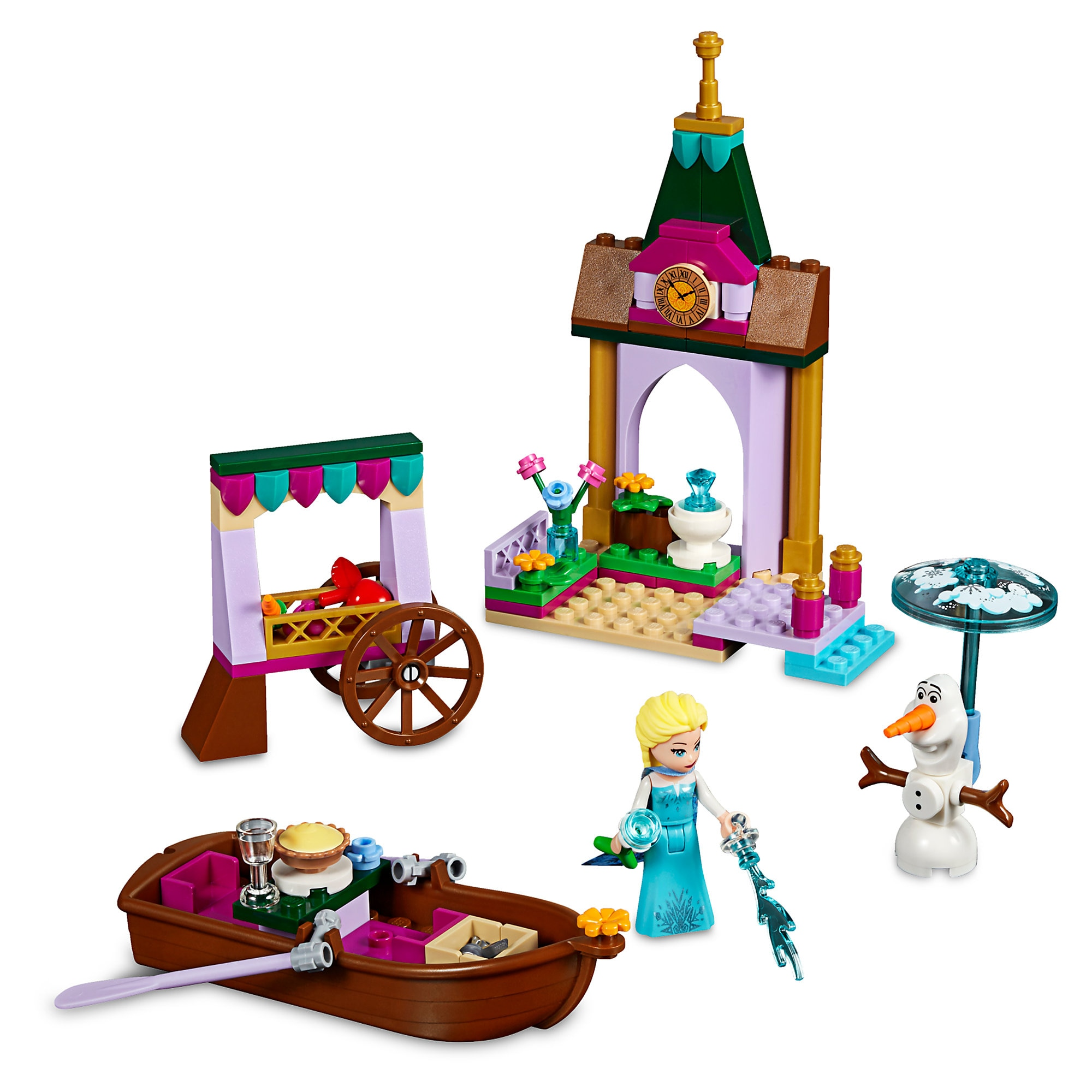 Elsa's Market Adventure Playset by LEGO