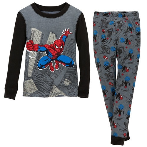 Skyline Spider-Man PJ PALS for Boys