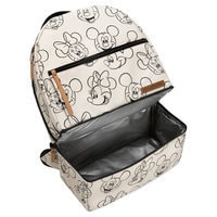 Image of Mickey and Minnie Mouse Axis Sketch Backpack - Petunia Pickle Bottom # 3