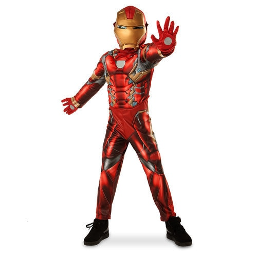 Iron Man Costume for Kids ? Captain America: Civil War