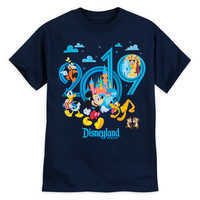 Image of Mickey Mouse and Friends T-Shirt for Kids - Disneyland 2019 # 1