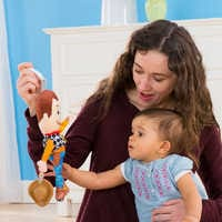 Image of Woody Clip & Go Plush for Baby by Lamaze # 3