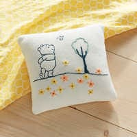Image of Winnie the Pooh Scenic Pillow by Hanna Andersson # 2