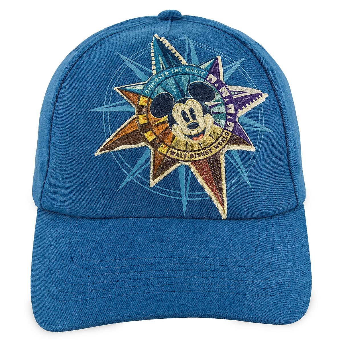 2c98cfc7c83 Product Image of Mickey Mouse Compass Baseball Cap for Adults - Walt Disney  World   1