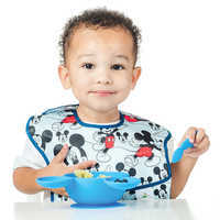 Image of Mickey Mouse First Feeding Set by Bumkins # 2