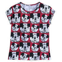 Image of Mickey Mouse Club Allover Print T-Shirt for Kids # 1