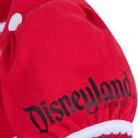 Image of Minnie Mouse Bodysuit Set for Baby - Disneyland # 4