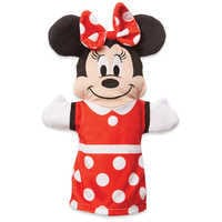 Image of Mickey Mouse and Friends Soft and Cuddly Hand Puppets by Melissa & Doug # 3