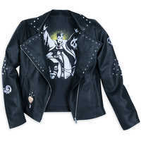 Image of Disney Villains Moto Jacket for Women # 3