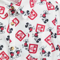 Image of Mickey Mouse Woven Shirt for Kids by Junk Food - Walt Disney World # 4