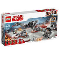 Image of Defense of Crait Playset by LEGO - Star Wars: The Last Jedi # 7
