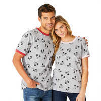 Image of Mickey Mouse Couples T-Shirt Collection for Adults # 1