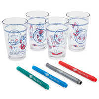 Image of Disney Cruise Line Drinkware and Marker Set # 3