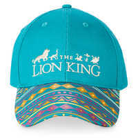 Image of The Lion King Baseball Cap for Adults by Cakeworthy # 1