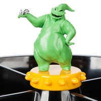 Image of Oogie Boogie Roulette Candy Dish # 3