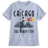 Image of Mickey Mouse Chicago T-Shirt for Men # 1