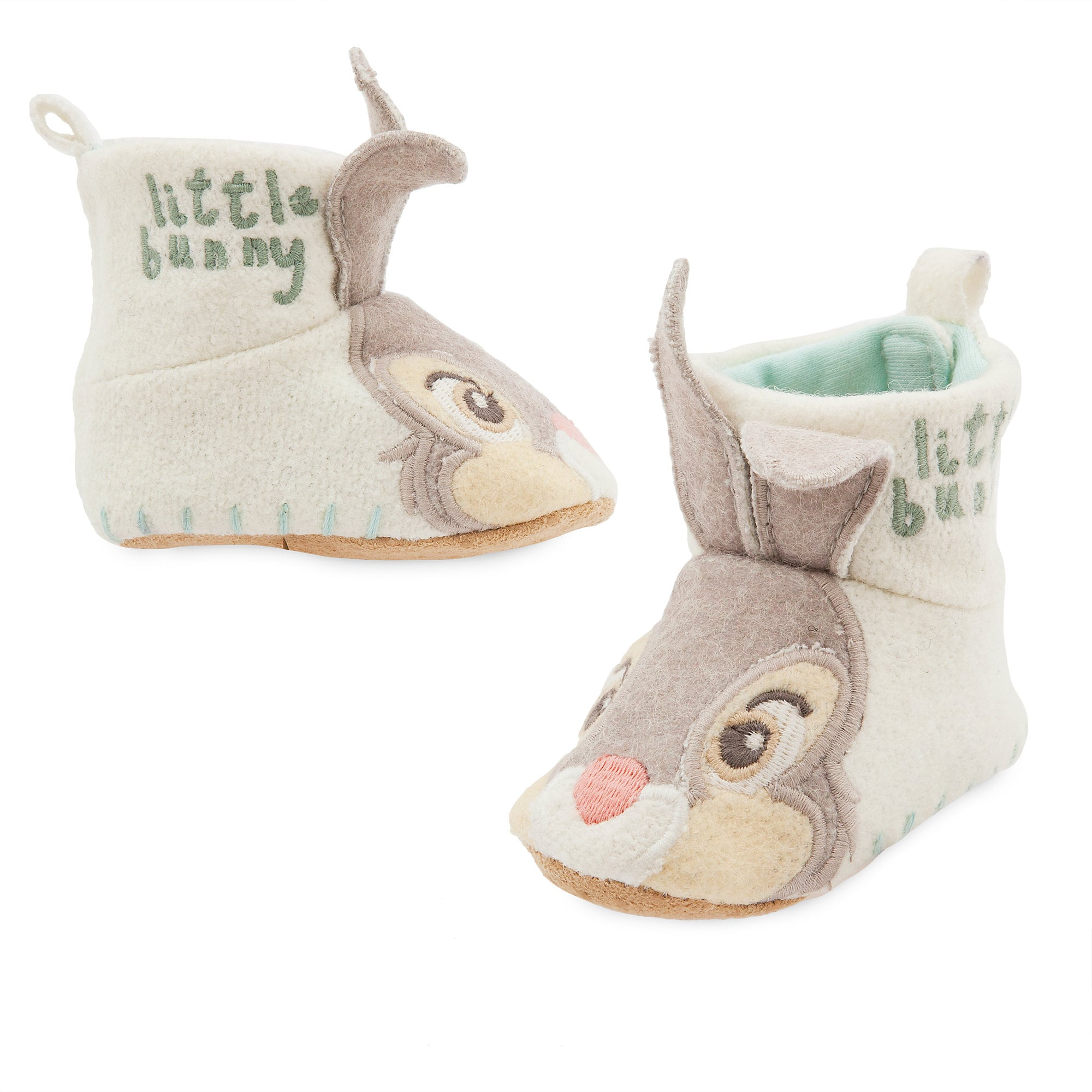 Thumper Plush Slippers for Baby