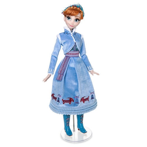 Anna Doll Olaf S Frozen Adventure Limited Edition