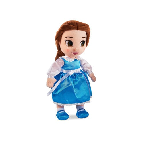 Disney Animators' Collection Belle Plush Doll - Small