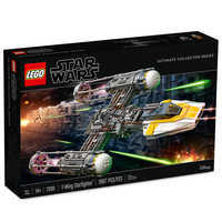 Image of Y-Wing Starfighter by LEGO - Star Wars # 6