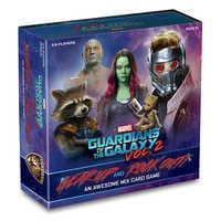 Image of Guardians of the Galaxy Vol. 2 - Gear Up and Rock Out! An Awesome Mix Card Game # 2