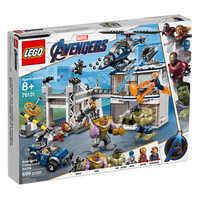 Image of Marvel's Avengers: Endgame Compound Battle Play Set by LEGO # 2