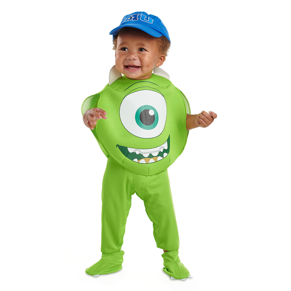 Product Image of Mike Wazowski Costume for Baby by Disguise   1 88418da0daae