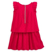 Image of Snow White Knit Dress for Girls # 2