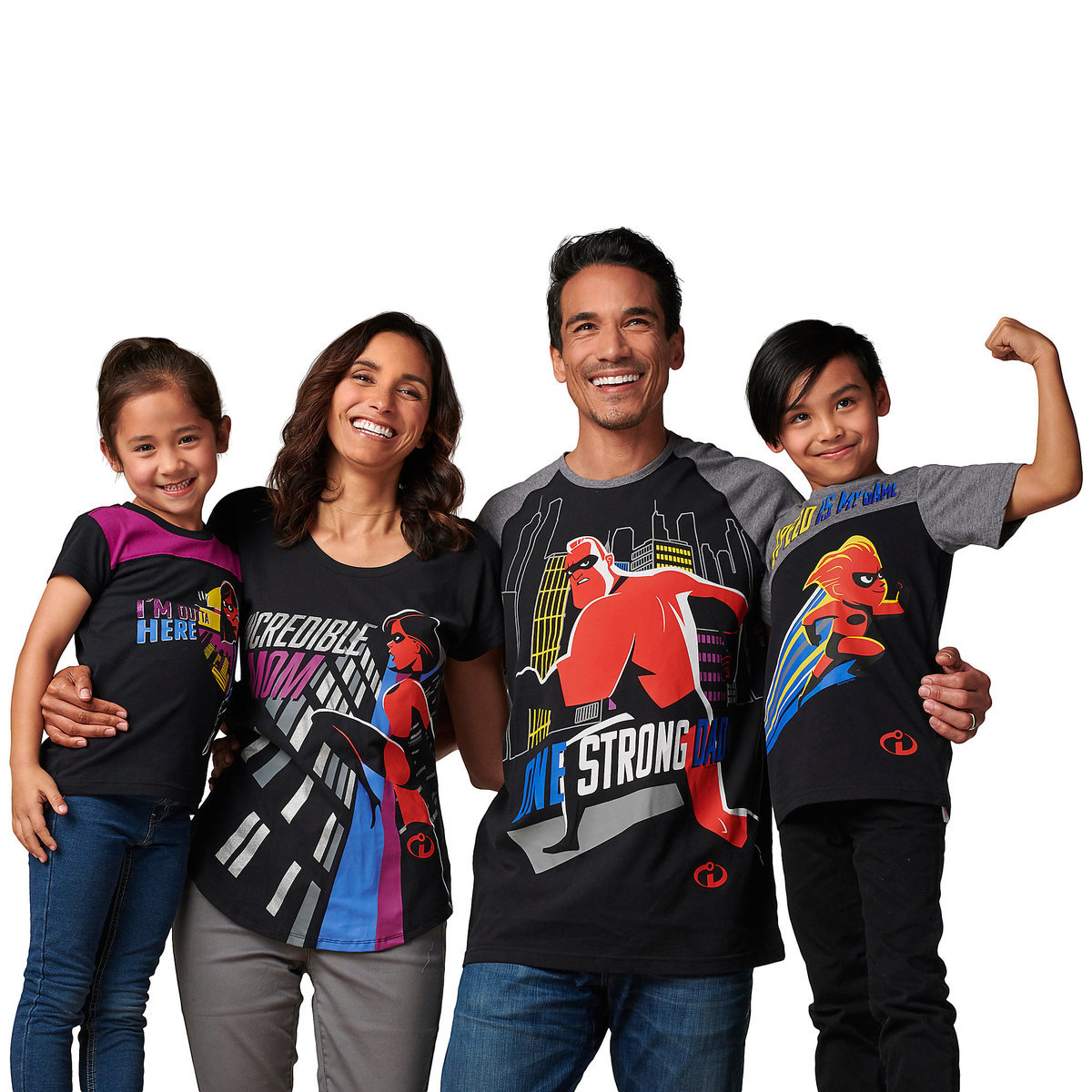 28d3c86fa6a6 Product Image of Incredibles 2 Family T-Shirt Collection # 1