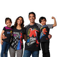 Image of Incredibles 2 Family T-Shirt Collection # 1