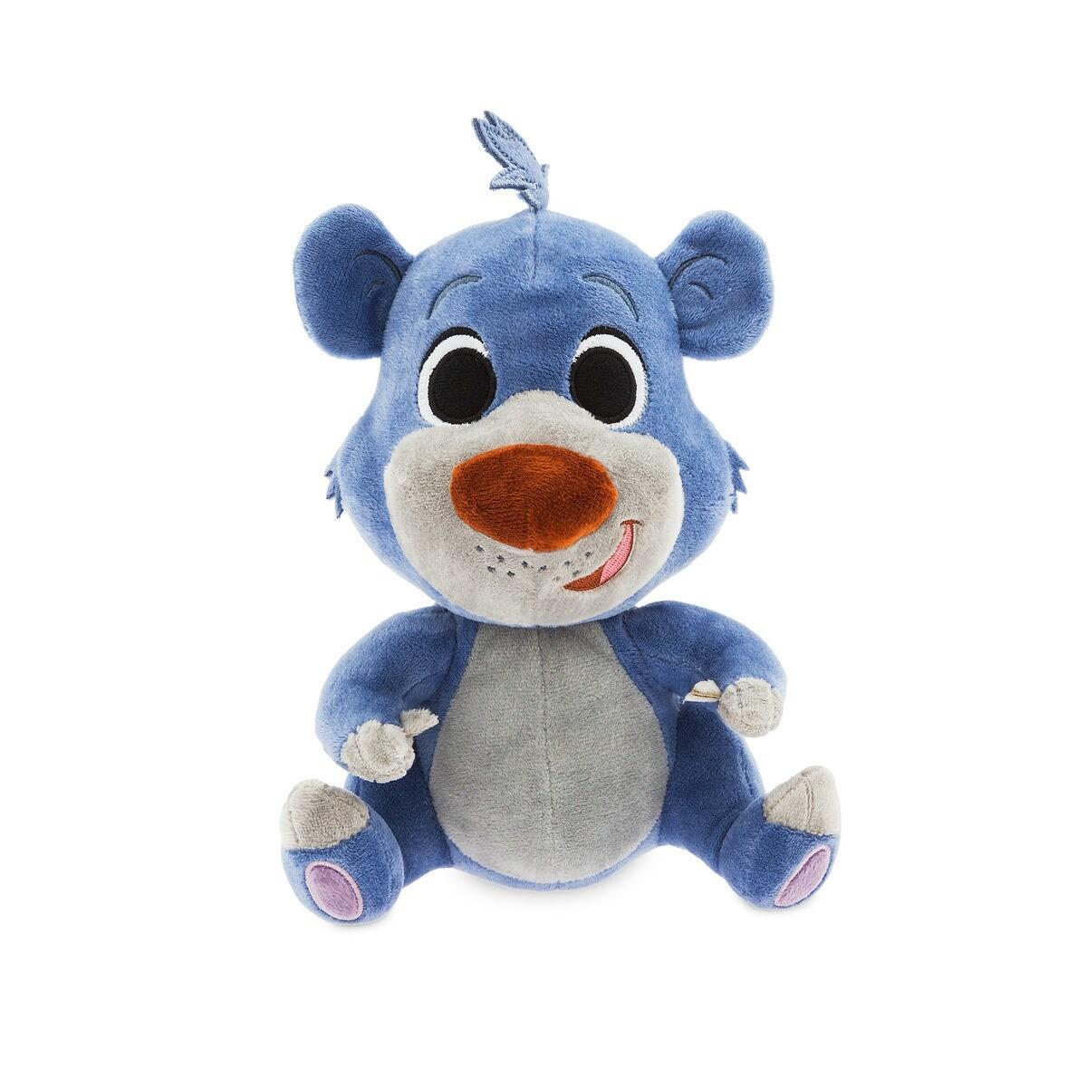 Baloo Plush The Jungle Book Disney Furrytale Friends Small