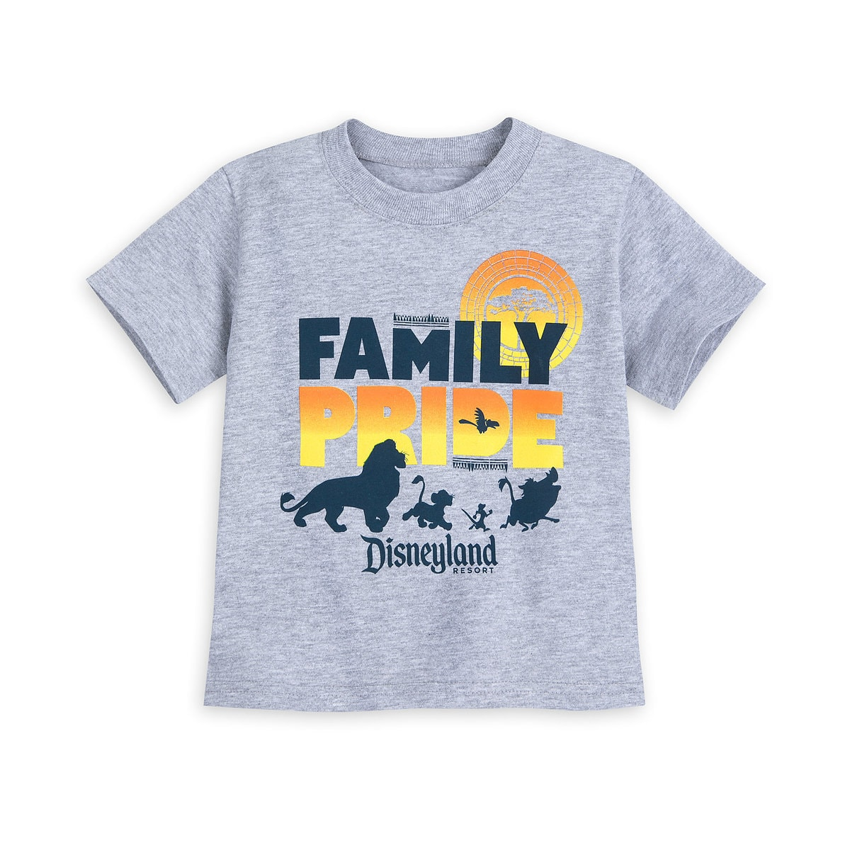 ea51eb5a Product Image of The Lion King Family Pride T-Shirt for Toddlers -  Disneyland #