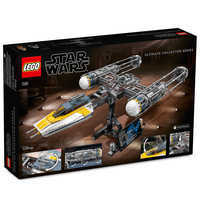 Image of Y-Wing Starfighter by LEGO - Star Wars # 7