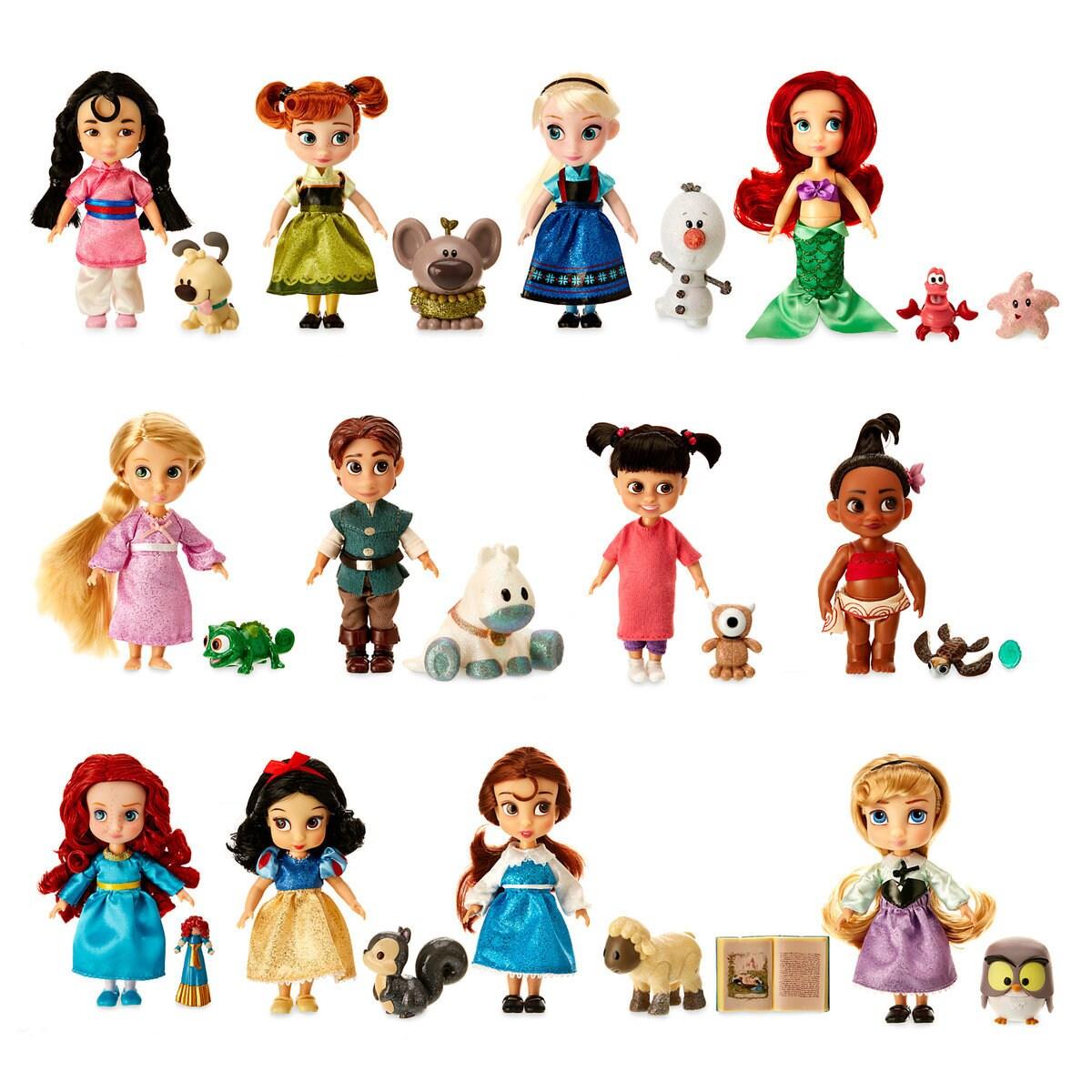 Куколки Disney 13см File_1169c262