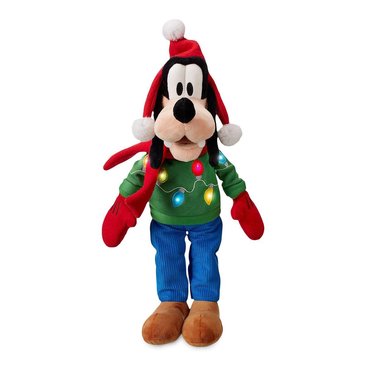 Goofy Light Up Holiday Plush Medium Shopdisney