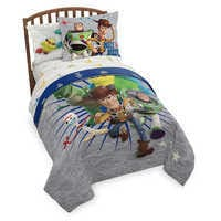 Image of Toy Story 4 Comforter Set - Twin / Full # 1