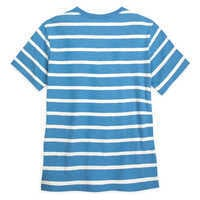 Image of Disneyland Striped Jersey T-Shirt for Men by Junk Food # 2