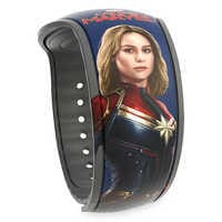 Image of Marvel's Captain Marvel MagicBand 2 - Limited Edition # 1