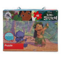 Image of Lilo and Stitch Deluxe 48-Piece Puzzle # 2