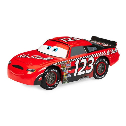Todd ''The Shockster'' Marcus Pull 'N' Race Die Cast Car - Cars