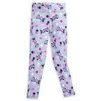 Image of Minnie Mouse Polka Dot Leggings for Girls # 1