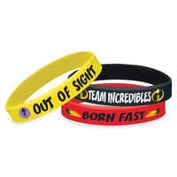 Image of Incredibles 2 Wristbands # 1