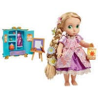 Image of Disney Animators' Collection Rapunzel Holiday Gift Set # 1