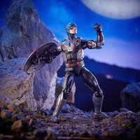 Image of Captain America Action Figure - Legends Series # 2