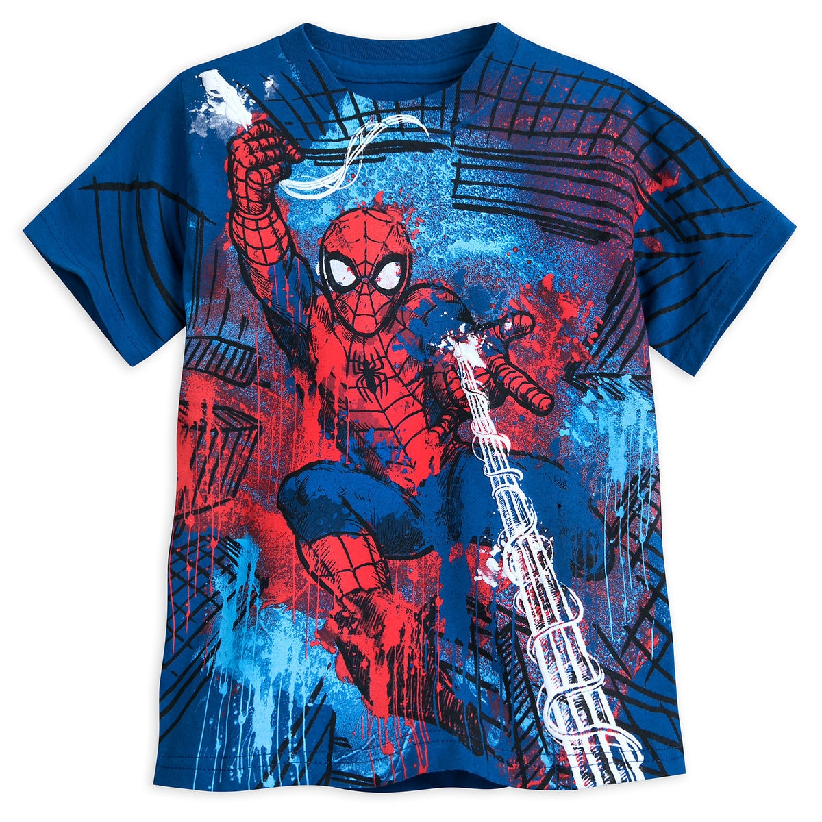 3565c67a Product Image of Spider-Man T-Shirt for Boys # 1